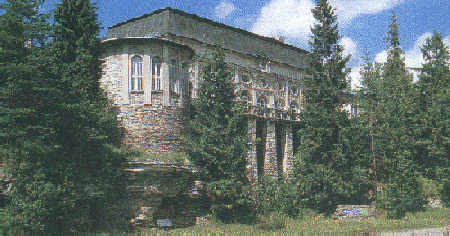 WhiteHouse in Vysne Ruzbachy spa (23817 bytes)
